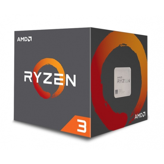 AMD Ryzen 3 1200 3.1GHz L3 Desktop Processor Boxed Image