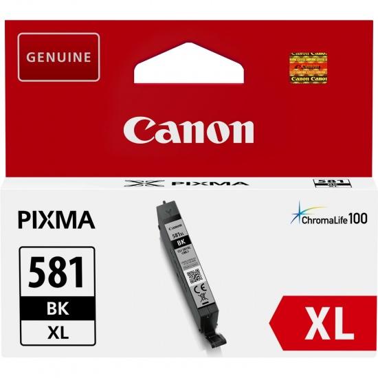 Canon CLI-581 XL Black Ink Cartridge Image