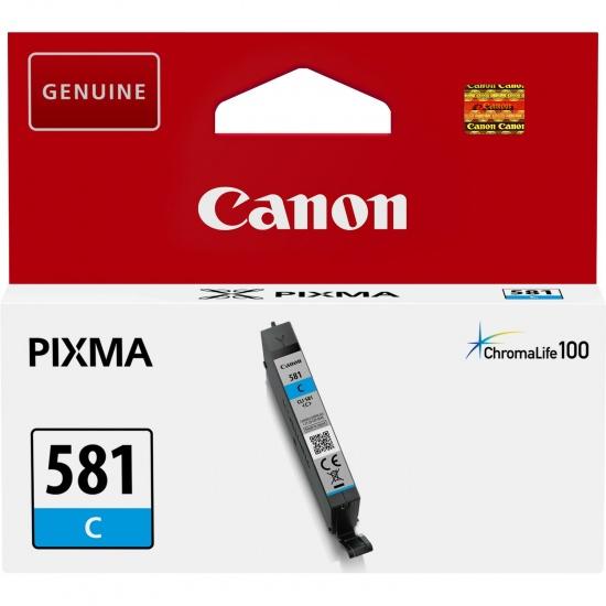 Canon CLI-581 Cyan Ink Cartridge Image