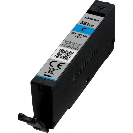 Canon CLI-581 XXL Cyan Ink Cartridge Image