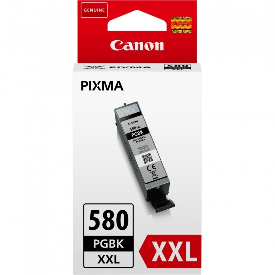 Canon PGI-580 XXL Black Ink Cartridge Image