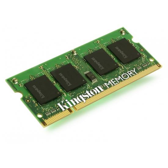 2GB Kingston ValueRam PC3-12800 1600MHz DDR3 SO-DIMM CL11 Memory Module Image
