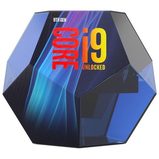 Intel Core i9-9900K 3.6GHz 16MB Coffee Lake Boxed Desktop Processor Image