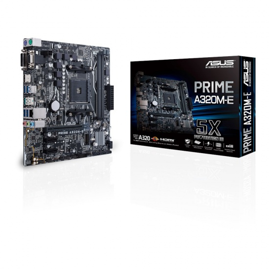 Asus AMD A320 Micro ATX DDR4-SDRAM Motherboard Image