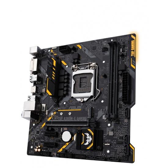 Asus TUF Intel 360 Micro ATX DDR4-SDRAM Motherboard Image