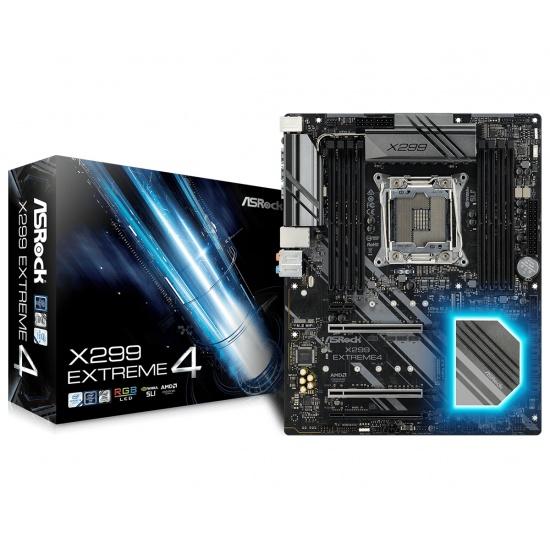 Asrock Extreme 4 Intel X299 ATX DDR4-SDRAM Motherboard Image