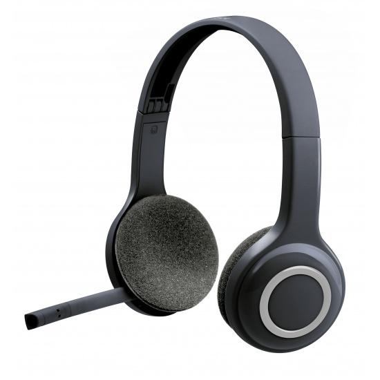 Logitech H600 Wireless Headset Image