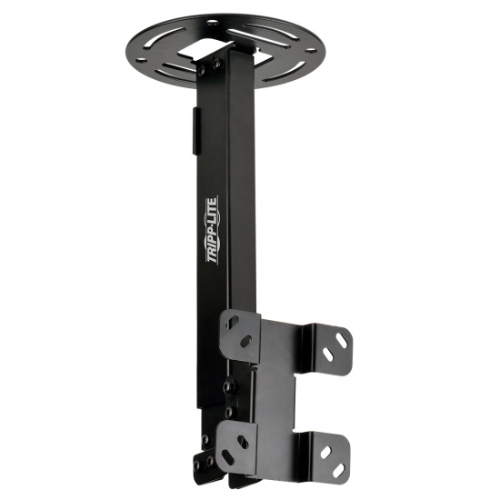 Tripp Lite DCTM Full Motion Swivel Tilt Ceiling Mount Monitor Arm - Up to 37-inch Screen Image