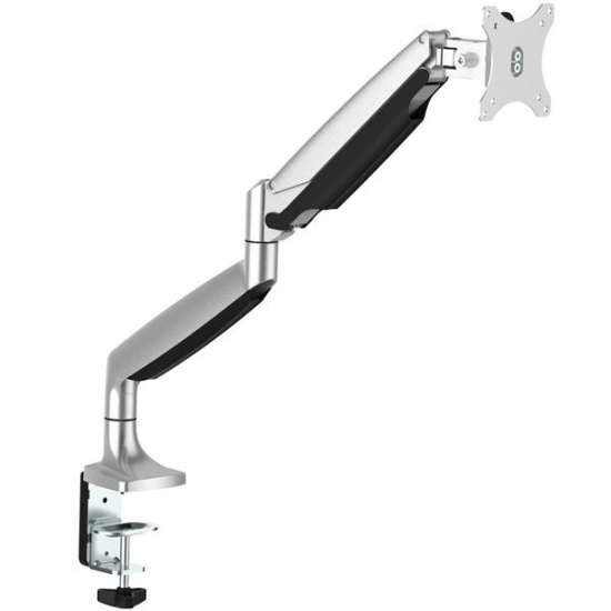 StarTech Full Motion Desk Mount Monitor Arm - Up to 32-inch Screen - Silver Image