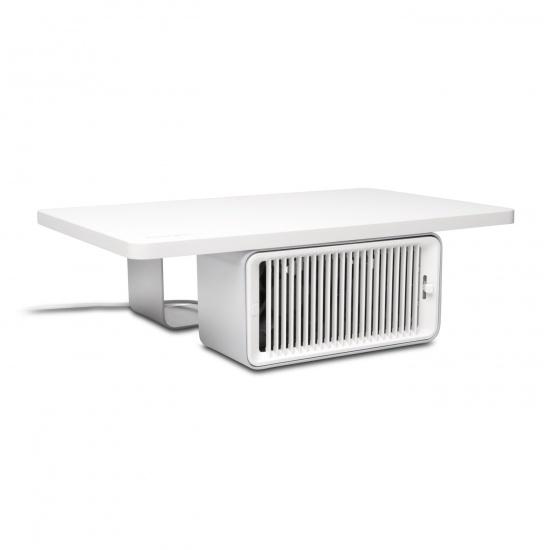 Kensington K55855WW Desktop Monitor Stand - Up to 27-inch Screen - White Image