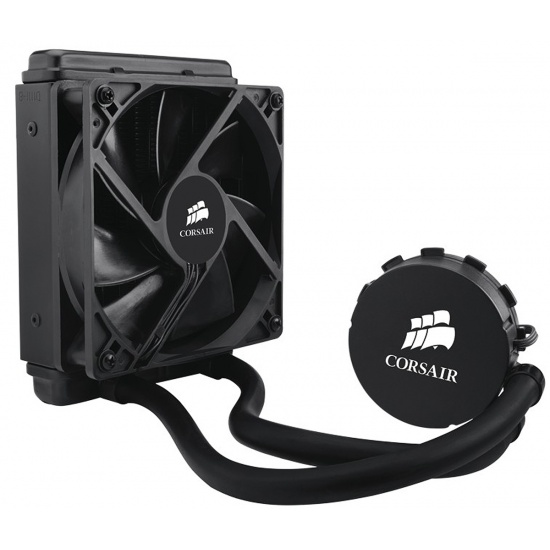 Corsair Cooling Hydro Series H55 CPU Processor Cooler Image