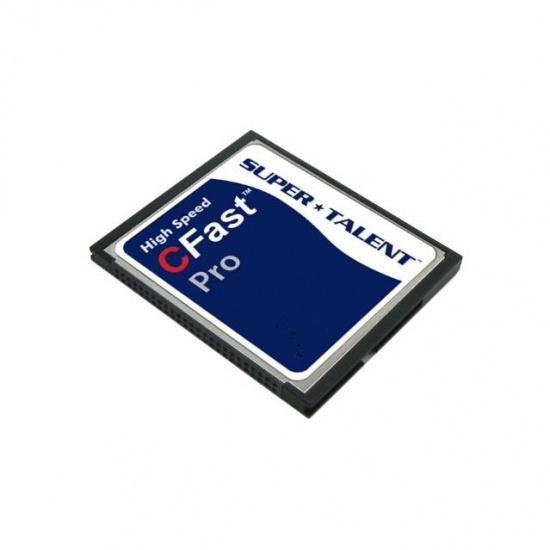 512GB Super Talent CFast Pro Memory Card Image