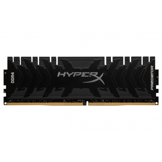 8GB Kingston HyperX Predator 3200MHz CL16 DDR4 Memory Module Image