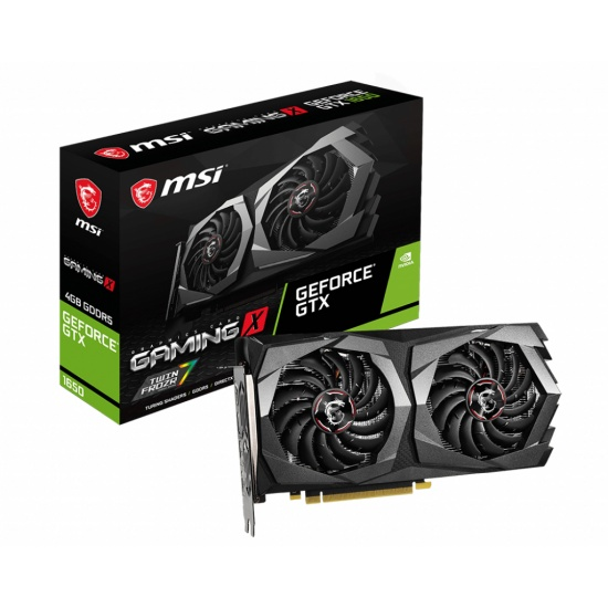 MSI GeForce GTX 1650 4GB Gaming X GDDR5 Graphics Card Image