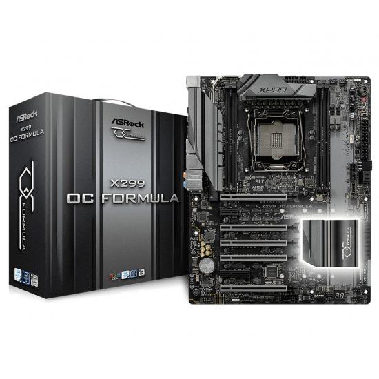 Asrock Intel X299 OC Formula LGA 2066 DDR4-SDRAM ATX Motherboard Image