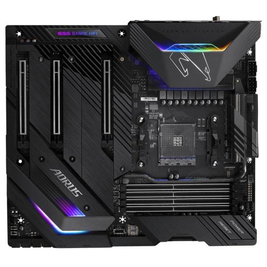 Gigabyte Aorus Xtreme AM4 AMD X570 ATX DDR4-SDRAM Motherboard Image