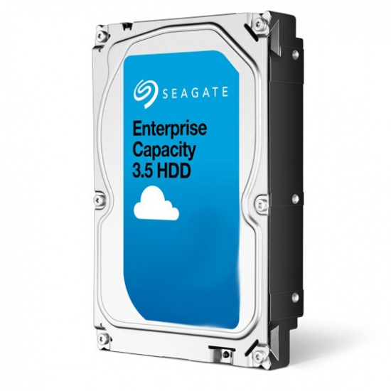 4TB Seagate Enterprise 3.5-inch Serial ATA III 6Gbps 128MB Cache Internal Hard Drive Image