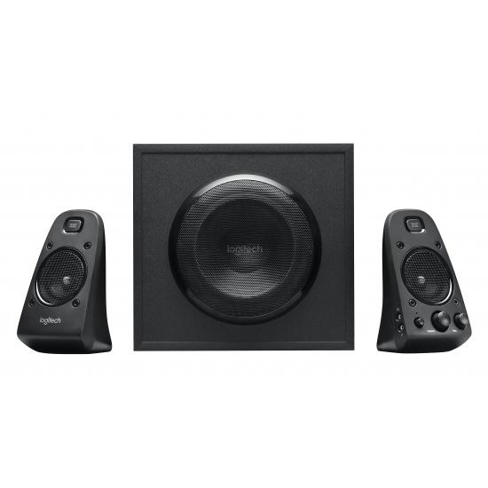Logitech Z623 3.5mm 200 Watt Speaker System - Black Image