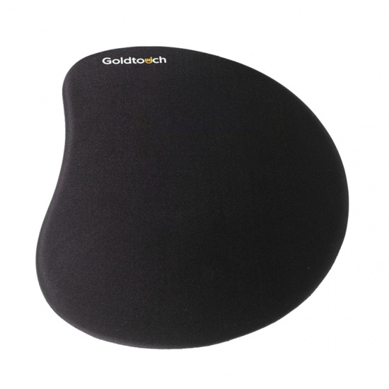Goldtouch Right Handed Slim Lined Mouse Pad - Black Image