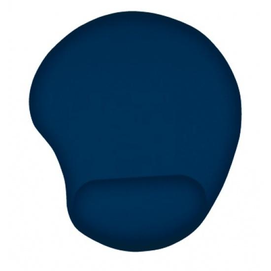 Trust Gel Mouse Pad w/Wrist Rest - Blue Image