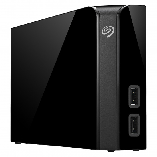 8TB Seagate Backup Plus USB3.2 External Desktop Hard Drive Image