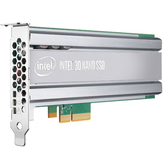 4TB Intel DC P4600 2.5-inch PCI-Express 3.1 x4 Internal Solid State Drive Image