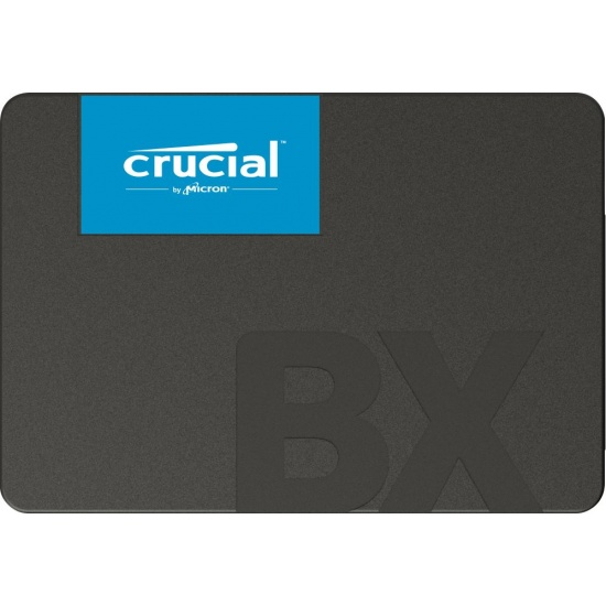 120GB Crucial BX500 2.5-inch Serial ATA III Internal Solid State Drive Image