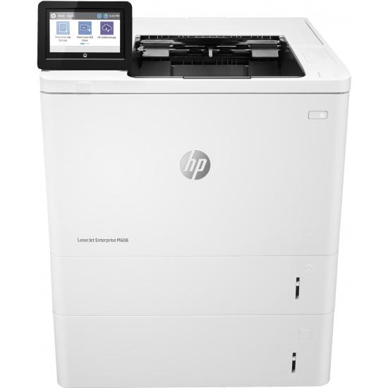 HP LaserJet Enterprise M608x Monochrome A4 1200 x 1200 DPI USB2.0 Gigabit LAN Laser Printer Image