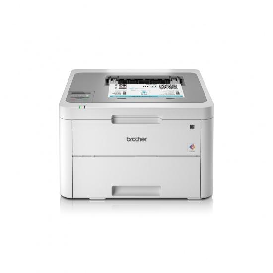Brother HL-L3210CW Color 2400 x 600 DPI A4 Wi-Fi USB2.0 Laser Printer Image