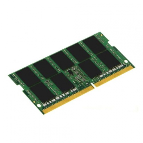 4GB Kingston ValueRAM PC4-19200 2400MHz CL17 DDR4 SO-DIMM Memory Module Image