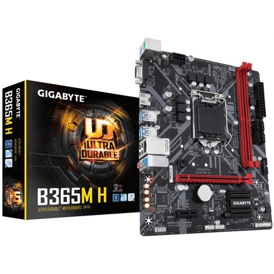 Gigabyte Intel B365 LGA 1151 Micro ATX DDR4-SDRAM Motherboard Image