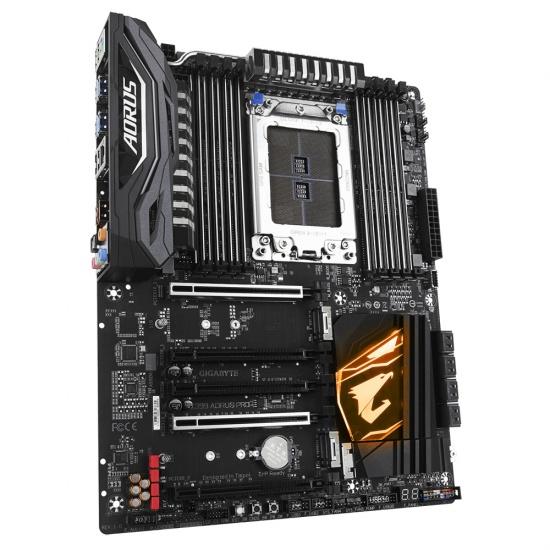 Gigabyte Aorus Pro AMD X399 TR4 ATX DDR4-SDRAM Motherboard Image