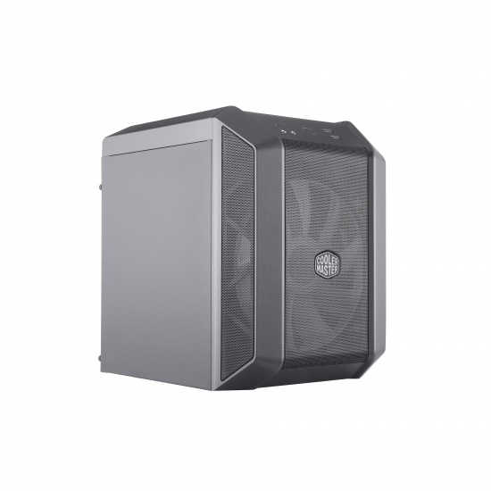 Cooler Master MasterCase H100 Mini Computer Tower - Gray Image