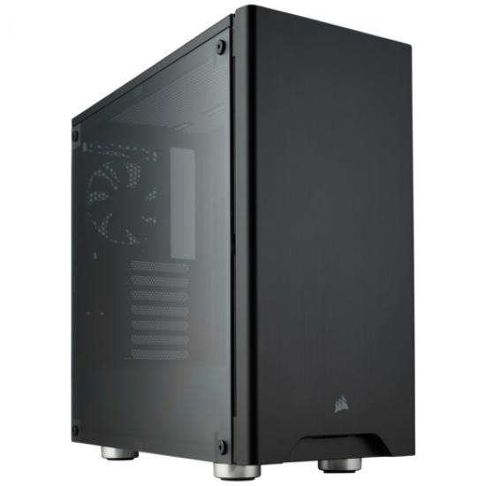 Corsair Carbide 275R Midi Computer Tower - Black Image