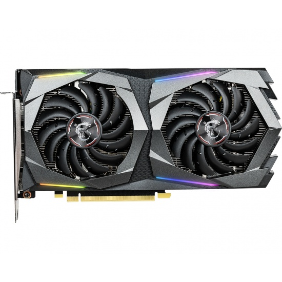 MSI GeForce GTX 1660 Super Gaming X NVIDIA 6GB GDDR6 Graphics Card Image