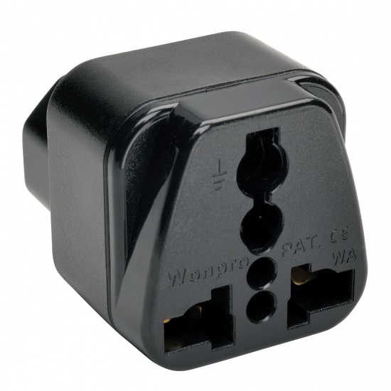 Tripp Lite Multi-International Power Plug Adapter for IEC-320-C13 Outlets Image