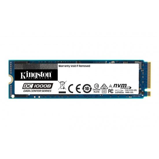 240GB Kingston Technology DC1000B M.2 PCI Express 3.0 3D TLC NAND NVMe Internal Solid State Drive Image