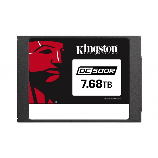 7.68TB Kingston DC500R 2.5-Inch SATA 6Gbs Internal Solid State Drive Image