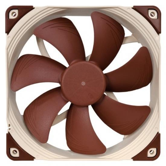 Noctua 140mm Computer Case Fan - Brown Image
