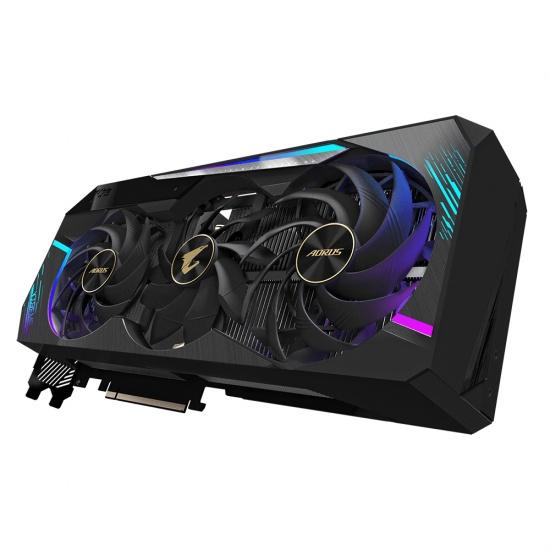 Gigabyte AORUS NVIDIA GeForce RTX 3090 24GB GDDR6X Graphics Card Image
