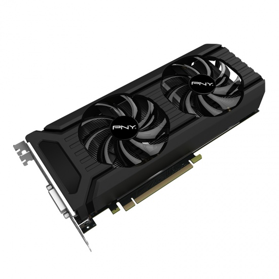 PNY GeForce GTX 1060 3GB Graphics Card Image