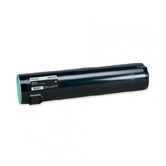 Lexmark Toner Cartridge - 701HK - Black - 4000 Page Yield Image