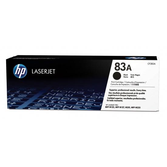 HP LaserJet Toner Cartridge CF283A - Black - 1500 Page Yield Image