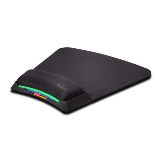 Kensington Smart Fit Mouse Pad K55793AM Black Image