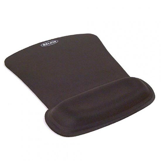 Belkin WaveRest Gel Mouse Pad F8E262-BLK Black Image