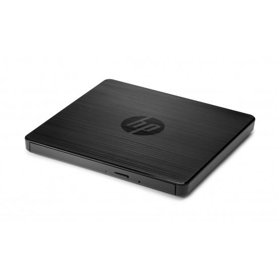 HP External DVD Writer USB - F2B56UT - Black Image