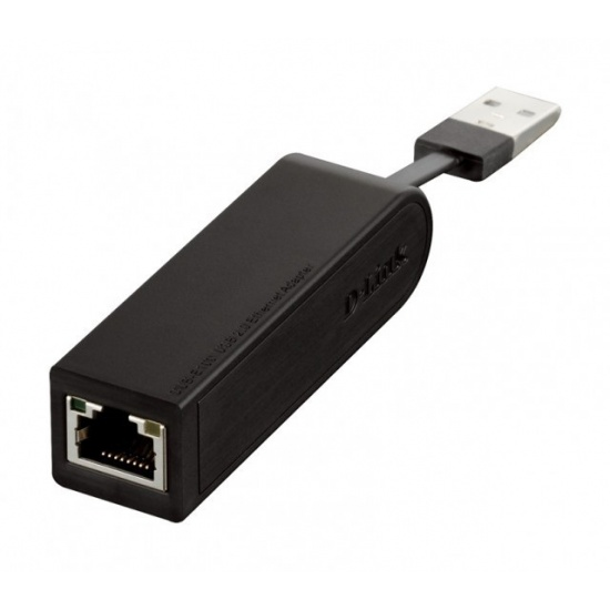 D-Link DUB-E100 Networking Card Image