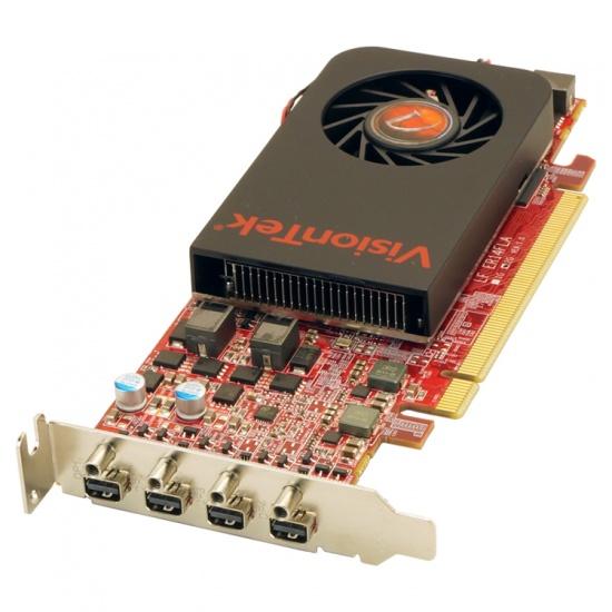 VisionTek Radeon HD7750 - 900798 - 2GB GDDR5 Graphics Card Image