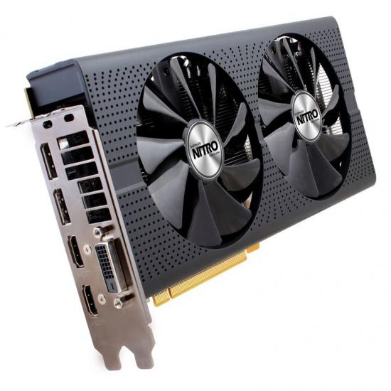 Sapphire Nitro+ AMD RX 470 8G GDDR5 PCI Express Graphics Card Image