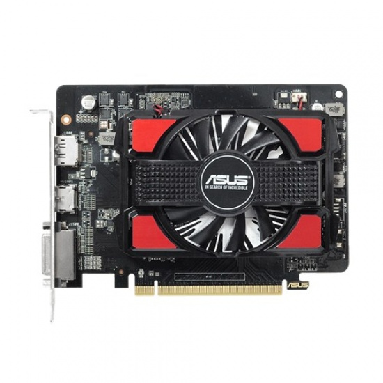Asus Radeon R7 250 1GB GDDR5 Graphics Card Image